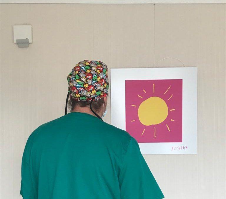 AS: El Poder Terapeútico del Arte en los Hospitales