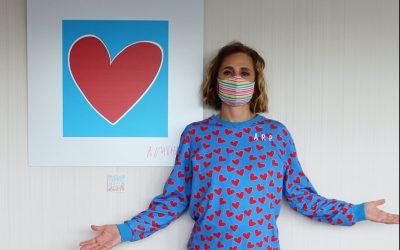 epSocial: Ágatha Ruiz de la Prada protagoniza la primera Exposición de la Fundación [H] ARTE
