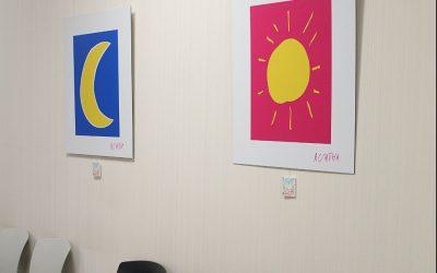 El Diario Alerta: Ágatha Ruiz de la Prada protagoniza la primera exposición de la Fundación [H] ARTE